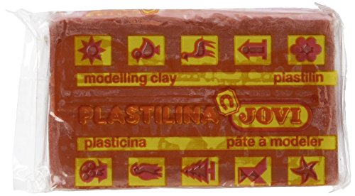 Jovi 70 - Plastilina, color marrón