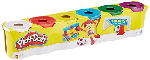 HASBRO Play-Doh c3898eu46unidades, colores primarios plastilina , color/modelo surtido