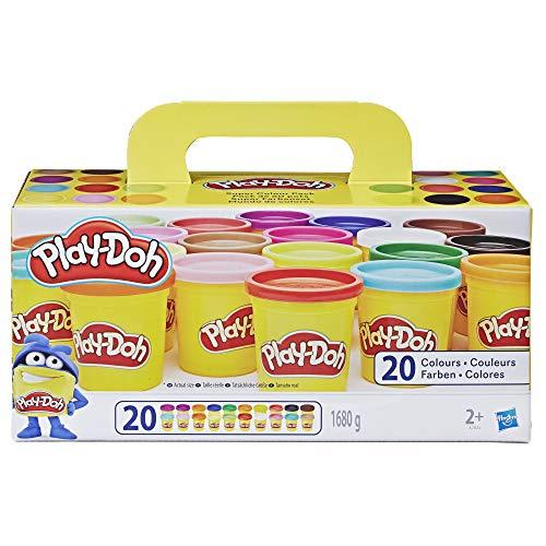 Play-Doh Pack 20 Botes (Hasbro A7924EUD)