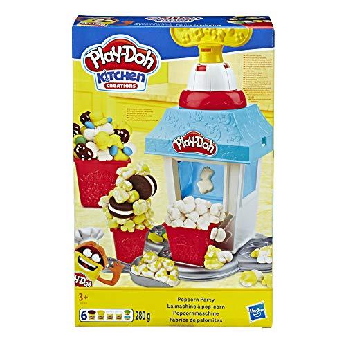Play Doh Fábrica De Palomitas (Hasbro E5110EU4) , Color/Modelo Surtido