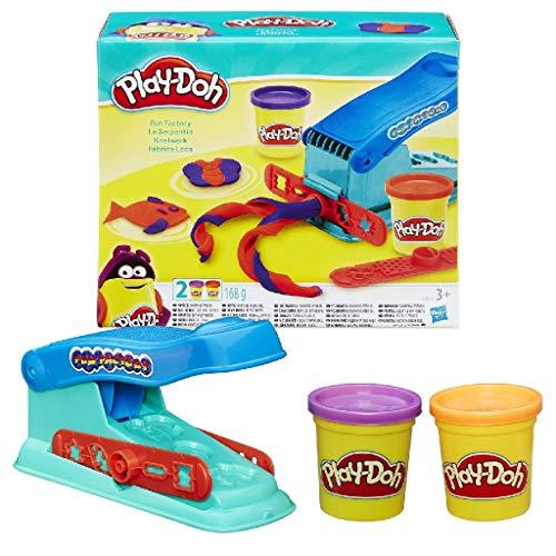 Play-Doh Fábrica Loca (Hasbro B5554EU5)