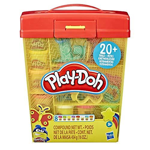 Play-Doh - Súper Maletín (Hasbro E90995L0)