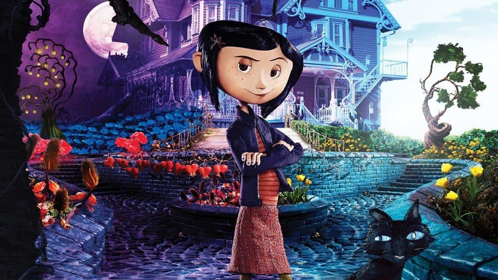 Coraline, el primer éxito de la animación con plastilina