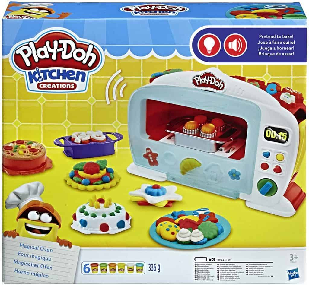 Review Horno de Play Doh