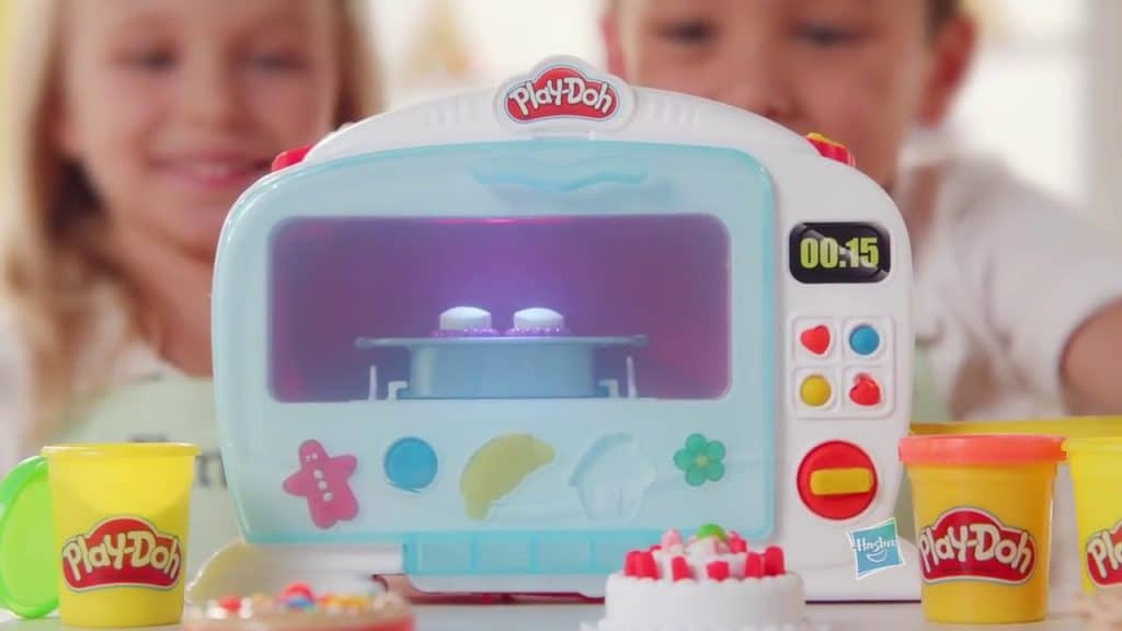 Horno mágico de Play Doh para niños
