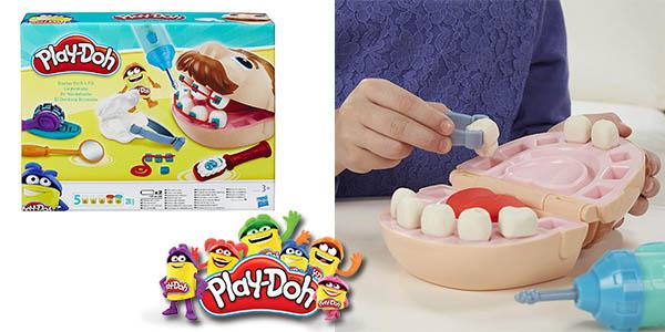 imagenes del mejor juego de plastilina del 2020 el dentista bromista de Play Doh