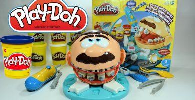 play doh dentista bromista al mejor precio
